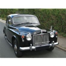 Rover P4 full felted/webbing as original